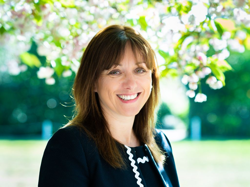Emma Stanhope, Director of Lower School, St Mary's, Colchester