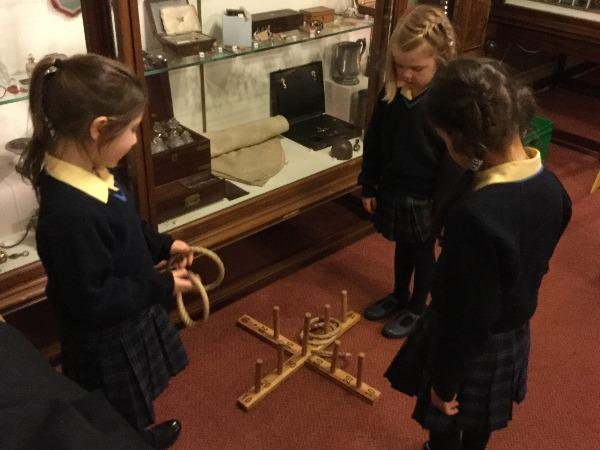 Prep School - Prep-visit-Hollytrees-Museum-quoits_thumb