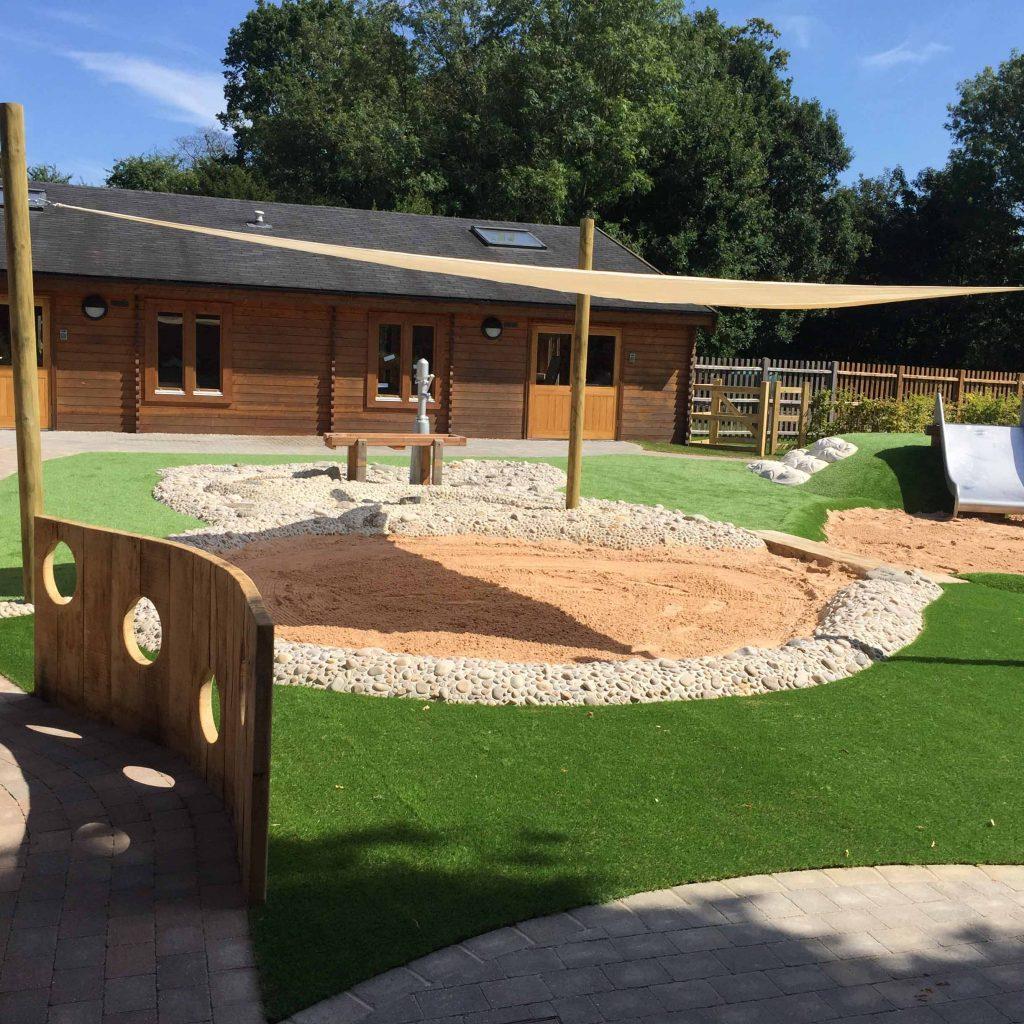 St Mary's Kindergarten, private nursery, Colchester, Essex