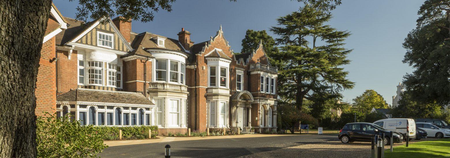 St Mary's Senior School, private secondary school, Colchester, Essex